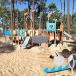 Camping les Dunes de Contis : Parc enfants